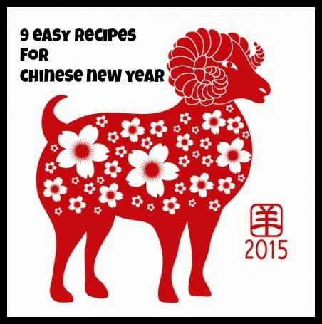 9 easy recipes for Chinese New Year